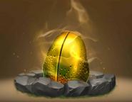 Seedling Rumblehorn Egg