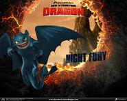 Night Fury 1280x1024