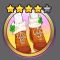 Clover boots