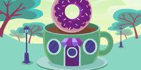 The Doughnut Shop
