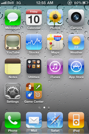 IOS4 Example
