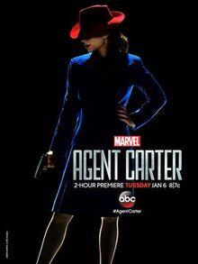Agent Carter Season 1 poster