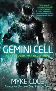 Gemini Cell - cover