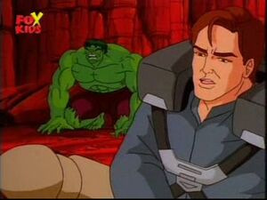 Hulk and Banner