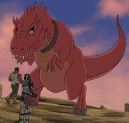 Devil Dinosaur (Earth-TRN123) 002