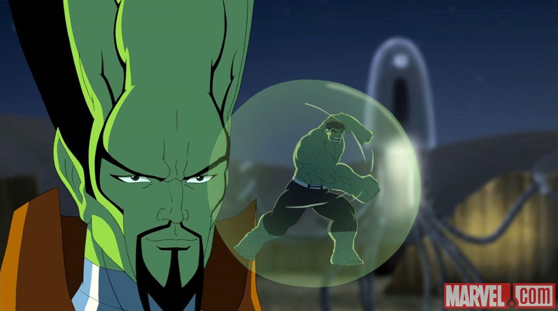 The Incredible Shrinking Hulks