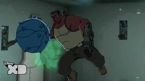 Hulk And The Agents Of S.M.A.S.H - A-Bomb's Hurl Joke - Official Disney XD UK HD