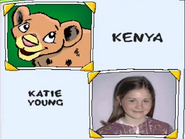 Kenya and Katie Young