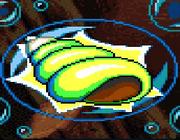 Glowing Shell