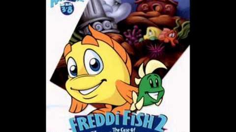 Freddi Fish 2 Music Captain Schnitzel's Songs