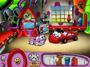 Mr Firebird's Workshop (Interior)