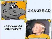 Zanzibar and Alexander Johnston