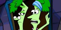 Selma & Selina, the Celery sisters