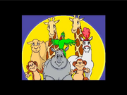 The Animals in the Circus