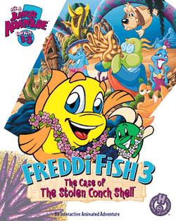 Freddi Fish 3