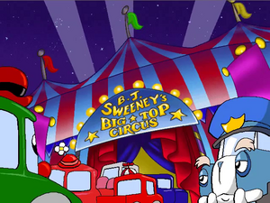 BJ Sweeney's Big Top Circus