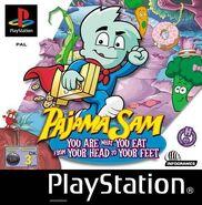 Sam 3 PS1 PAL