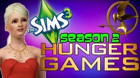 Sims 3 HUNGER GAMES! SEASON 2 Intro! NEW Contestants