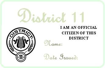 District 11 permit