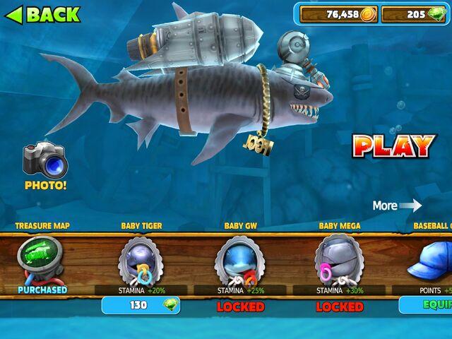 File:Baby Tiger Shark.jpg