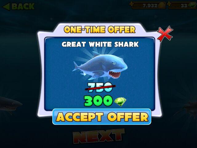 File:Great White Shark Discount.jpg