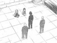 Haiji and Chitose interrogated