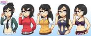 Aiko lineup