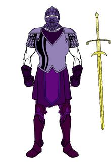Purple Paladin