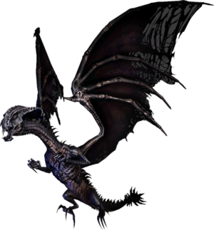 Creature Dragon