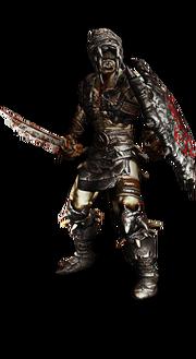 Creature Wargar guardian