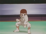 Zushi about to use Ren 1999