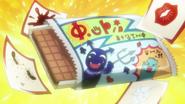 Hisoka's favorite sticker