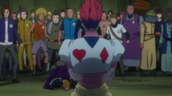 Hisoka first phase episode 3 2011