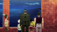 Gon's Team About To Obtain Strip Of Beach
