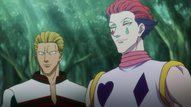 72 - Phinks and Hisoka in Greed Island