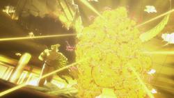 Rage Blast animated