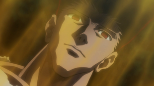 Gon's face 2 - 131