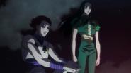 Hisoka and Illumi