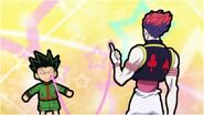 Hisoka gives Gon a trick question