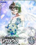 Shizuku - Wedding Special ver - LR Card (Kira)