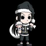 Illumi Zoldyck - Christmas ver chibi