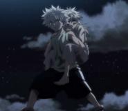 129 - Killua and Komugi