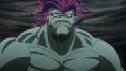 Zazan monster face