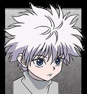 Gekijouban Killua Icon
