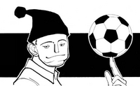 Pirate Footballer Manga