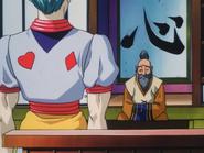 Ep26 1999 Hisoka and Netero