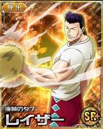 H x H Cards- (5)
