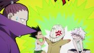 110 - Killua and Ikalgo arguing