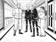 Chap 365 - Queen, Prince, and bodyguards