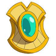 Hoplite Amulet
